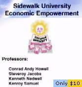 Economic Empowerment Book,,, Read It!